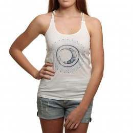 ONeill Conception Bay Top Powder White