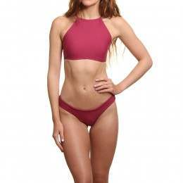 ONeill High Neck Bikini Beajolais