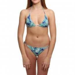 ONeill Reversible Tri Bikini Blue/Green