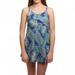 ONeill Rosebowl Dress Blue/Green