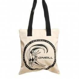 ONeill Summer Surfival Tote Bag Powder White