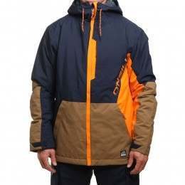 ONeill Suburbs Snow Jacket Ink Blue
