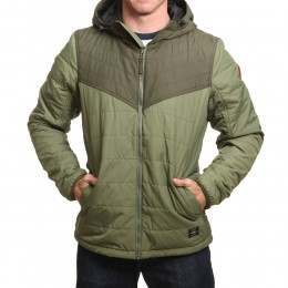 ONeill Transit Jacket Camp Green