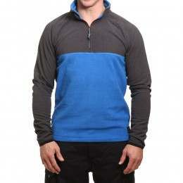 ONeill Ventilator Half Zip Fleece Victoria Blue