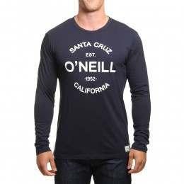 ONeill Type Long Sleeve Top Ink Blue
