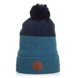 ONeill Dial Wool Mix Beanie Ink Blue