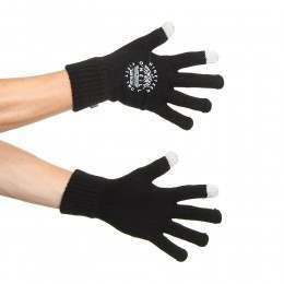 ONeill Mountain Knit Gloves Black Out