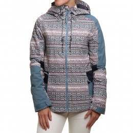ONeill Reunion Snow Jacket Hibiscus
