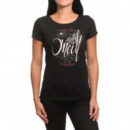 ONeill Echo Lake Tee Black Out