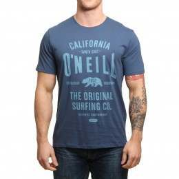 ONeill Muir Tee Dusty Blue