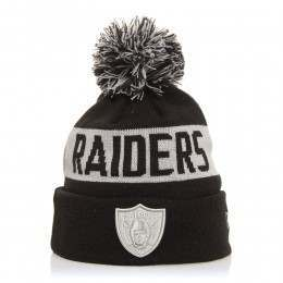 New Era Oakland Raiders Tonal Knit Beanie OTC