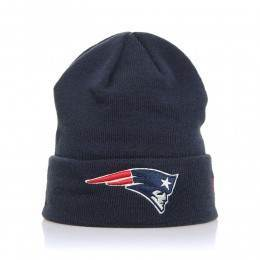 New Era New England Patriots Essential Cuff Beanie