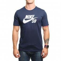 Nike SB Logo Tee Obsidian