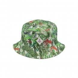 Barts Kids Antigua Reversible Bucket Hat Green