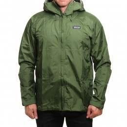 Patagonia Torrentshell Jacket Glades Green