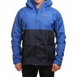 Patagonia Torrentshell Jacket Viking Blue/Navy