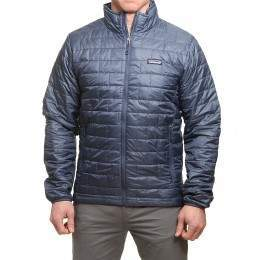 Patagonia Nano Puff Jacket Dolomite Blue