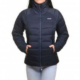 Patagonia Womens Hyper Puff Jacket Navy Blue