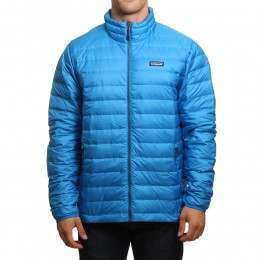 Patagonia Down Sweater Andes/Big Sur Blue