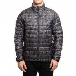 Patagonia Down Sweater Jacket Forestland: Black