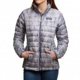 Patagonia Down Sweater Jacket Forest Lupine