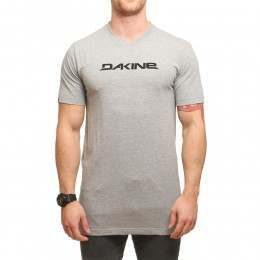 Dakine SS Tech-T Quick Dry Heathered Grey