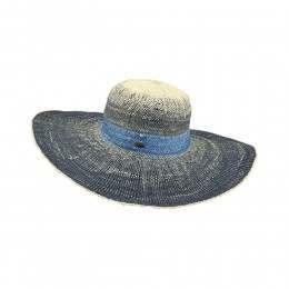 Barts Hepburnsi Straw Hat Navy
