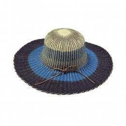 Barts Mexa Straw Hat Blue