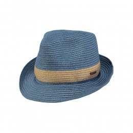 Barts Kids Scene Straw Hat Blue