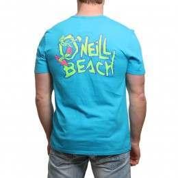 ONeill 88 Beach Tee Pure Cyan