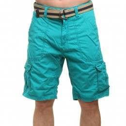 ONeill Beach Break Cargo Shorts Veridian Green