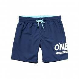 ONeill Boys Surf Cruz Boardshorts Atlantic Blue
