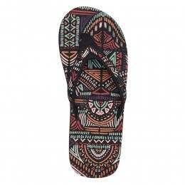 Animal Swish Slim Upper AOP Sandals Multicolour