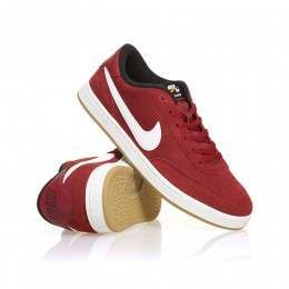 Nike SB FC Classic Shoes Team Red/White/Gum