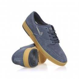 Nike SB Zoom P-Rod X Shoes Thunder Blue/Lemon Wash