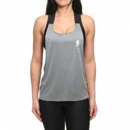 Hurley Quick-Dry Mesh Tank Cool Grey