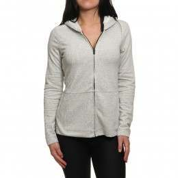 Hurley One & Only Z/Hoody Grey Heather