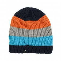 Protest Lake Beanie Ground Blue