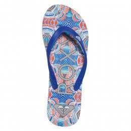 Roxy Tahiti V Sandals Red/Blue