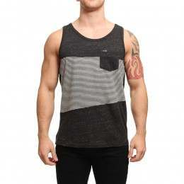 Volcom Threezy Tank Black