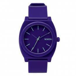 Nixon The Time Teller Watch Purple