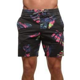 Volcom Nowhere Shorts Deep Blue