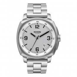 Nixon The Charger Watch Silver