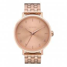 Nixon The Arrow Watch All Rose Gold