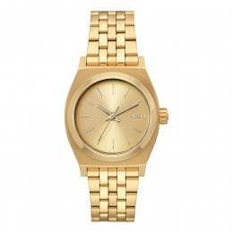 Nixon The Medium Time Teller All Gold