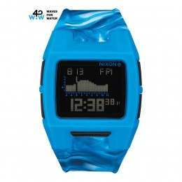 Nixon The Lodown Silicone Watch Waves 4 Water