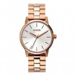 Nixon The Small Kensington Watch Rose Gold/White