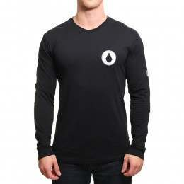 Volcom Copper Long Sleeve Top Black