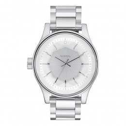 Nixon The Facet Watch All Silver