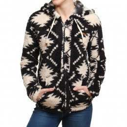 Billabong Over Head Fleece Off Black